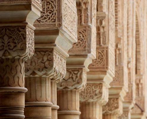 Alhambra, Granada, Andalucia