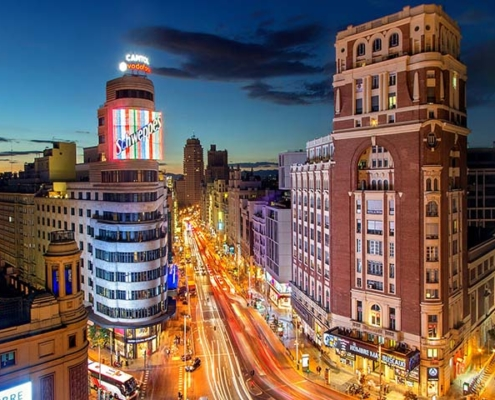 Madrid Cultural Experience by Abacco International