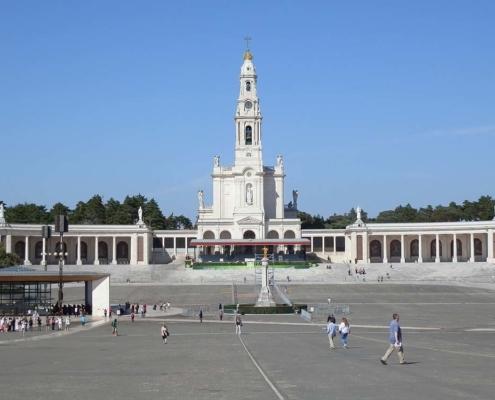 Fatima-Santuary