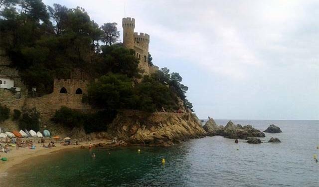 Castello, Città di LLoret de Mar, Catalogna