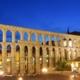 Acquedotto romano, Segovia, Spagna