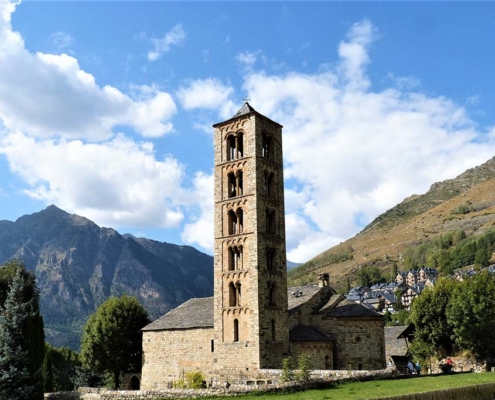 Boi Taull, Pirineos, Catalonia