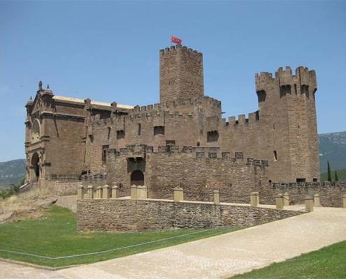 Castle of Xavier, Navarra, Spain
