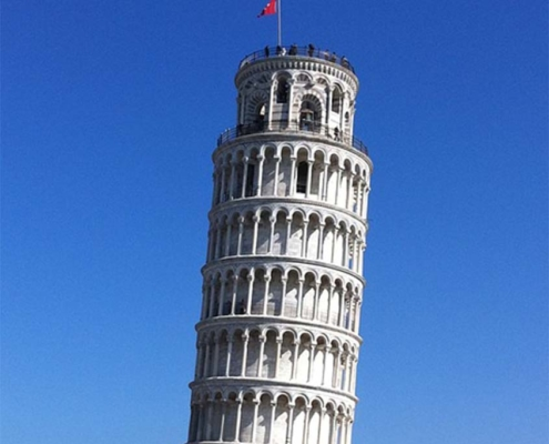 Pisa Tower, Tuscany, Italy