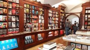 Lisboa. Bertrand Bookshop Chiado