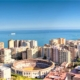 Malaga, Spain. Panorama