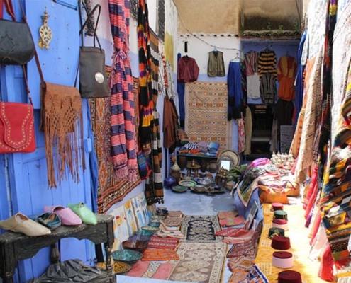 Shopping, Morocco