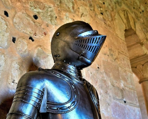Medieval armor, Segovia