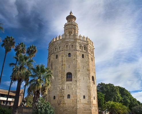 Torre del Oro, Seville, Andalusia