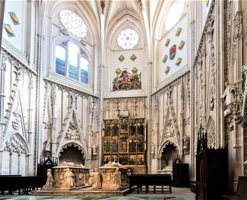 Cathedral, Toledo-Spain